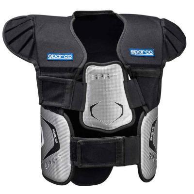 Sparco SPK-7 Bodyprotector met schouderbescerming - Karting