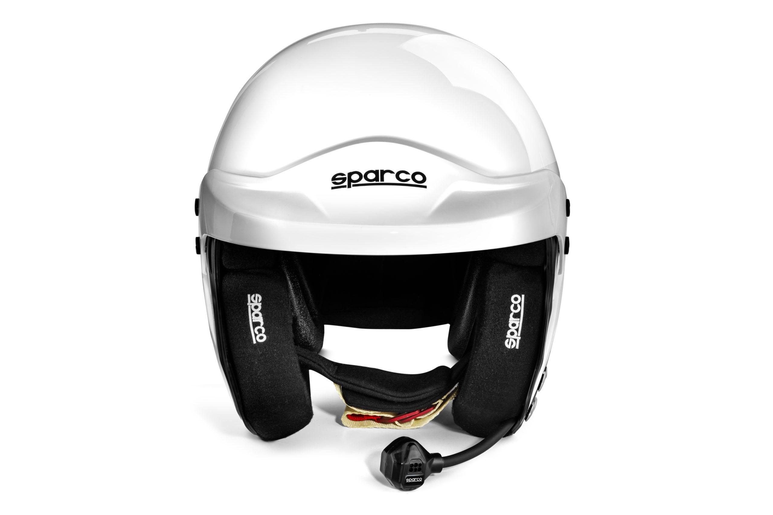 Sparco Pro RJ 5i Rallycross helm wit peltor compatibel