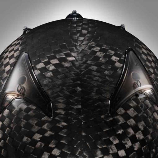 Arai GP-6 PED RC Carbon helm - hans clips - ultra licht