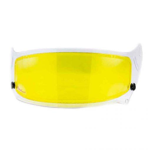 Arai regenvisier voor kinderhelm type CK 6 kleur geel
