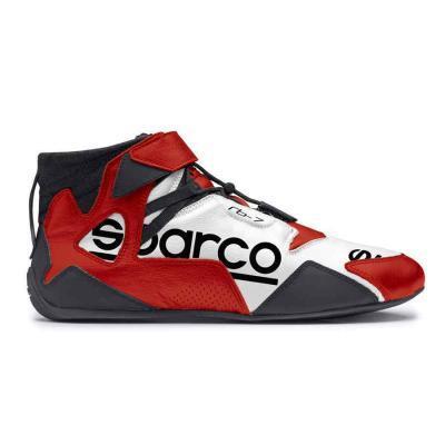 Sparco Apex RB 7 Raceschoenen - Flexibel - Rood