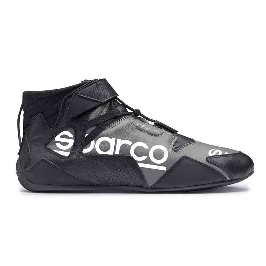 Sparco type Apex RB 7 Zwart Formuleschoen - FIA homologatie