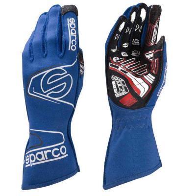 Sparco handschoen voor kartsport arrow KG 7.1 blauw wit