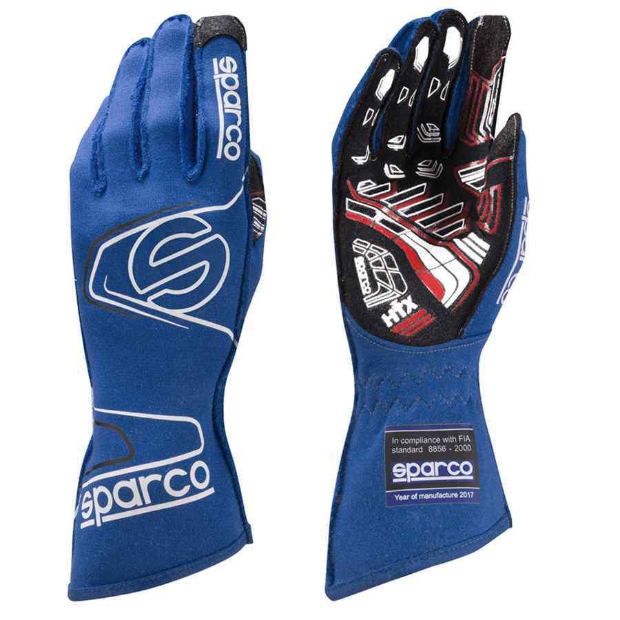 Sparco Arrow RG-7 Rallycrosshandschoenen Blauw