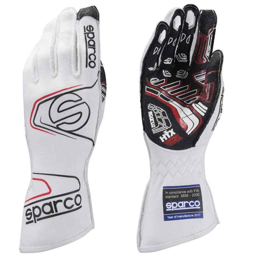 Sparco Arrow RG-7 Formulehandschoenen Wit