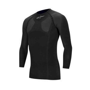 Alpinestars KX Zomer T-Shirt met lange mouwen - Zwart