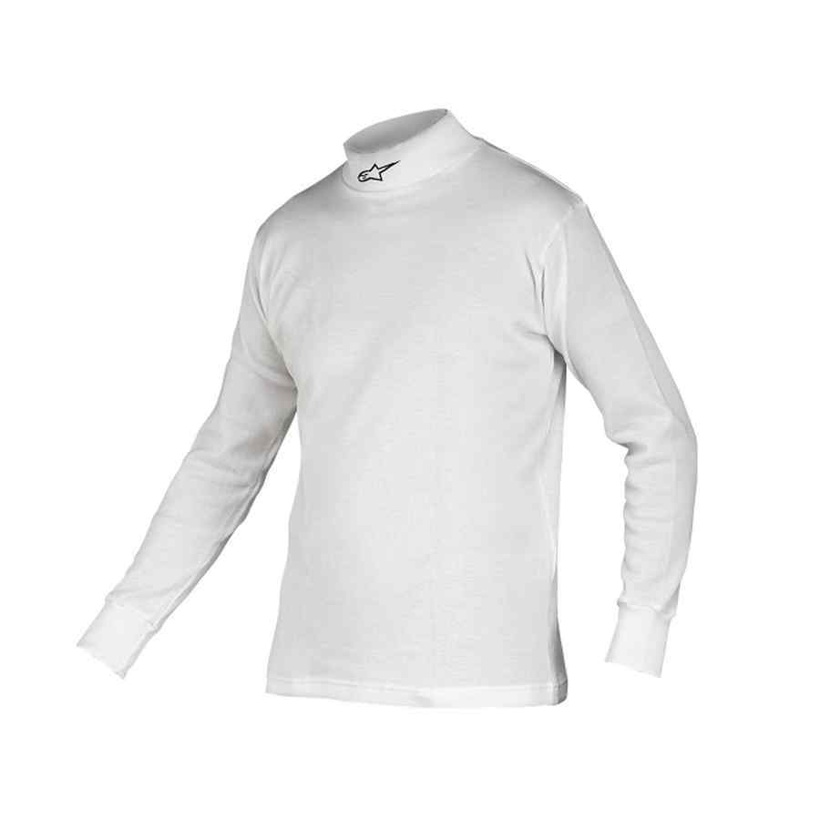 Alpinestars Race Nomex Shirt - Wit