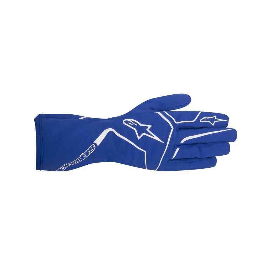 Alpinestars handschoen kart Tech 1-K Race blauw