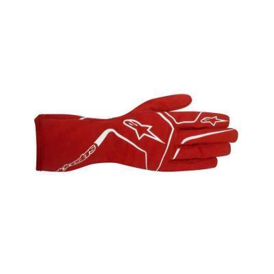 Alpinestars kinderhandschoen voor karting Tech 1-K Race rood