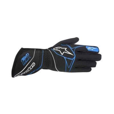 Alpinestars Tech 1-ZX FIA handschoen - Zwart Blauw