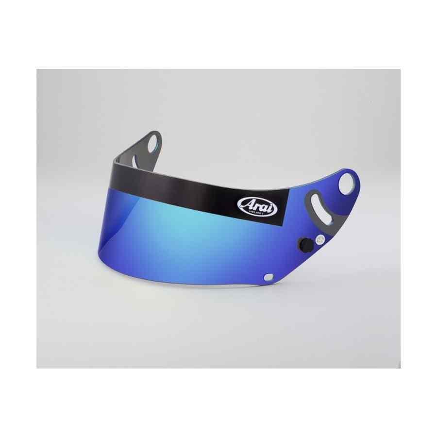 Arai GP-6 en SK6 spiegelvizier versie VP kleur Blauw
