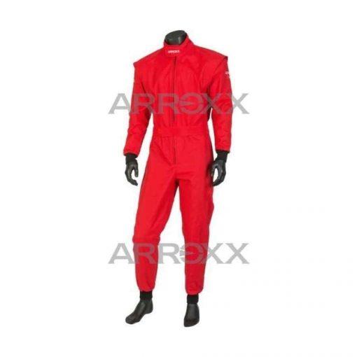Arroxx Karting Overall - monocolor - Rood