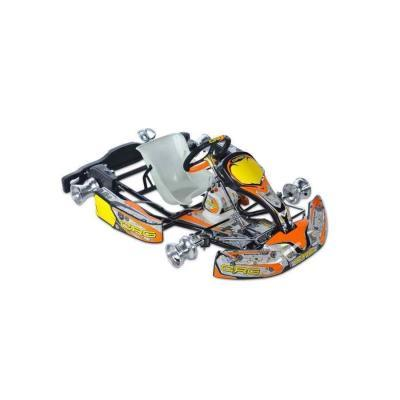 CRG Kart Hero Minikart chassis type Racing Goldline