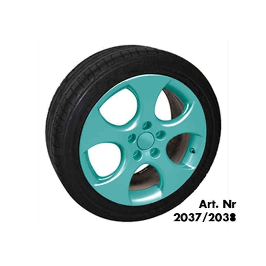 Foliatec Spray Film Set - turquoise glossy