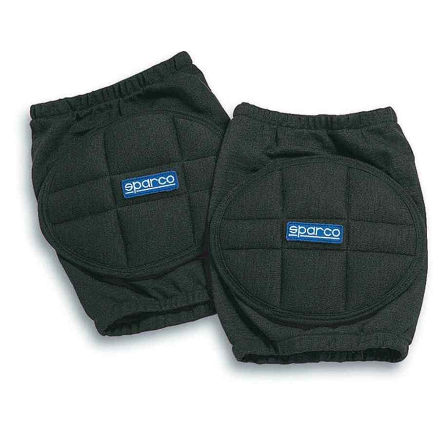 Sparco Knee Pads - Kniebeschermers - Zwart