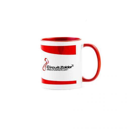 Circuit Zolder Funfastic koffiemok