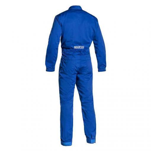 Sparco MS-3 overall voor mekaniekers kleur blauw