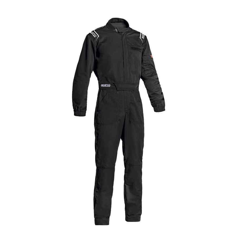 Sparco MS 3 mekaniekersoverall motorsport kleur zwart