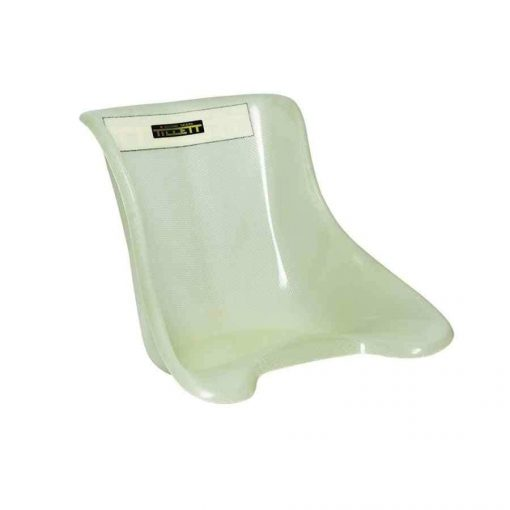 Tillett T5 Reverse: Stoel voor karting in transparant polyester