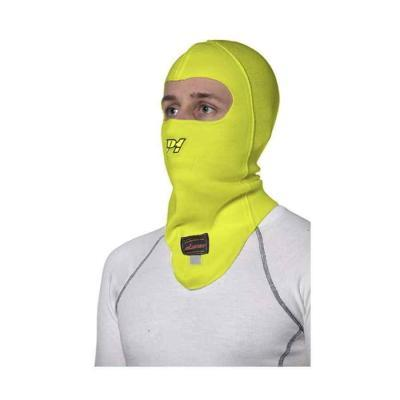 P1 Advanced Racewear Balaclava Racing - Fluo Geel