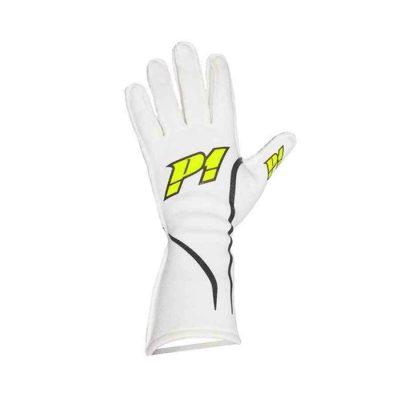 P1 Advanced Racewear handschoen autoracing type Grip - Zwart