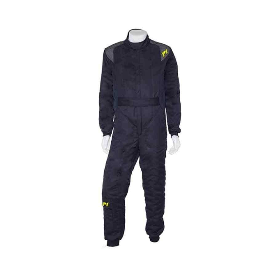 P1 Fia suit type Smart Passion - Zwart Anthraciet