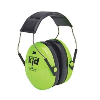 Peltor Kid Bescherming voor oren - Groen