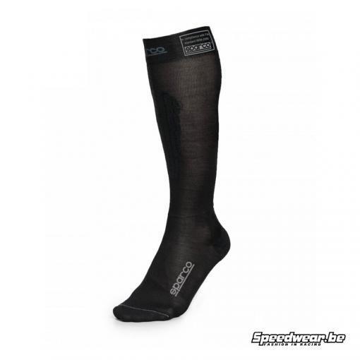 Sparco Compression Socks - Drukkousen - Zwart