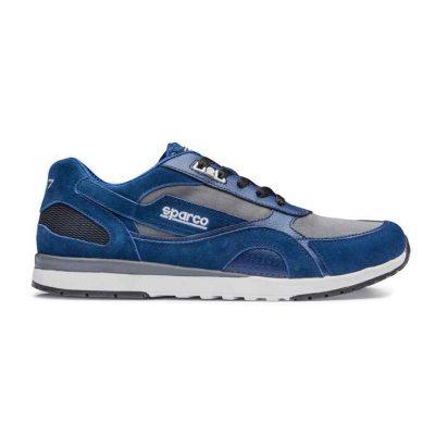 Sparco sportieve casual schoen type SH 17 blauw