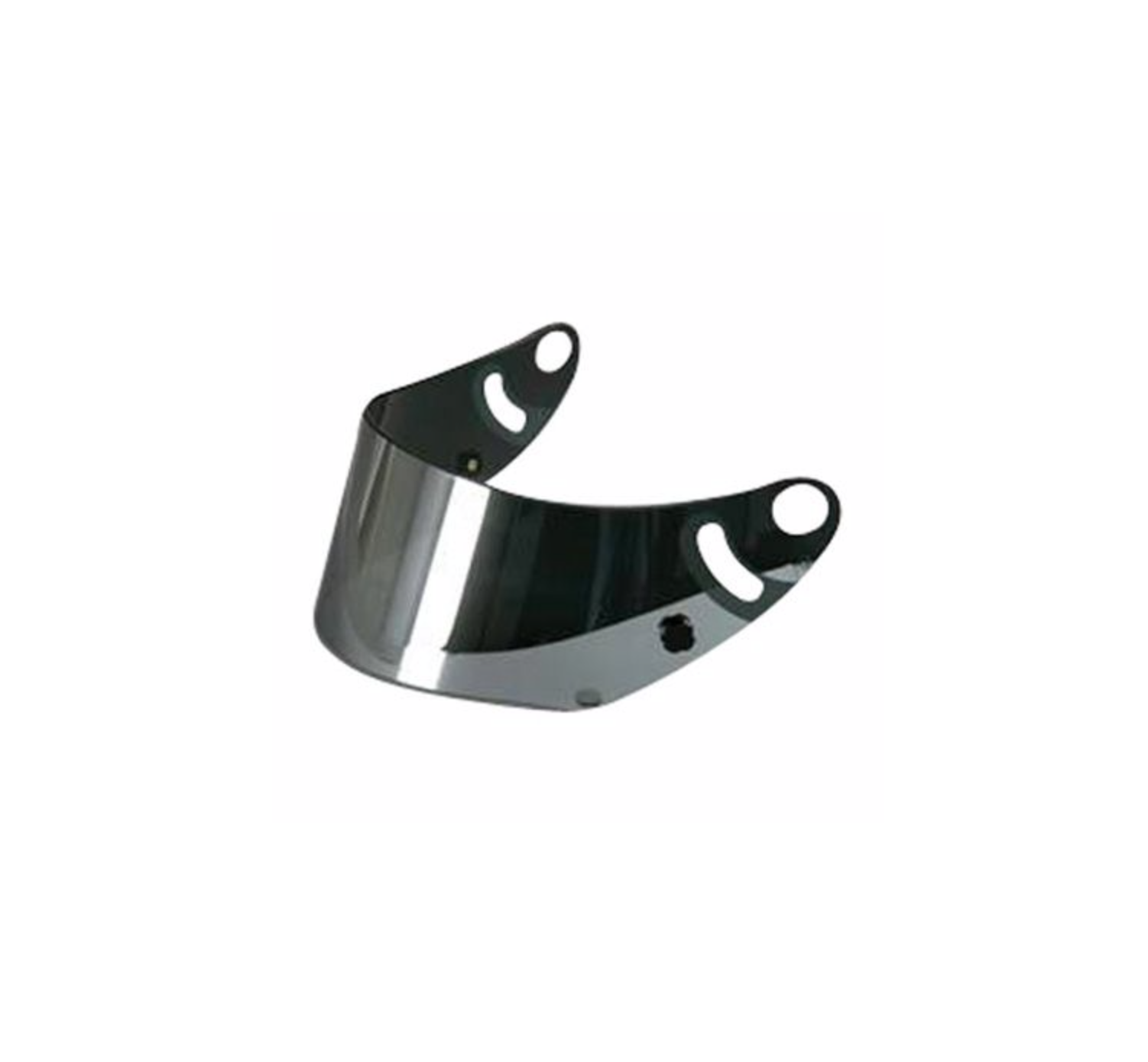 Arai CK6 Spiegelvizier - Zilver