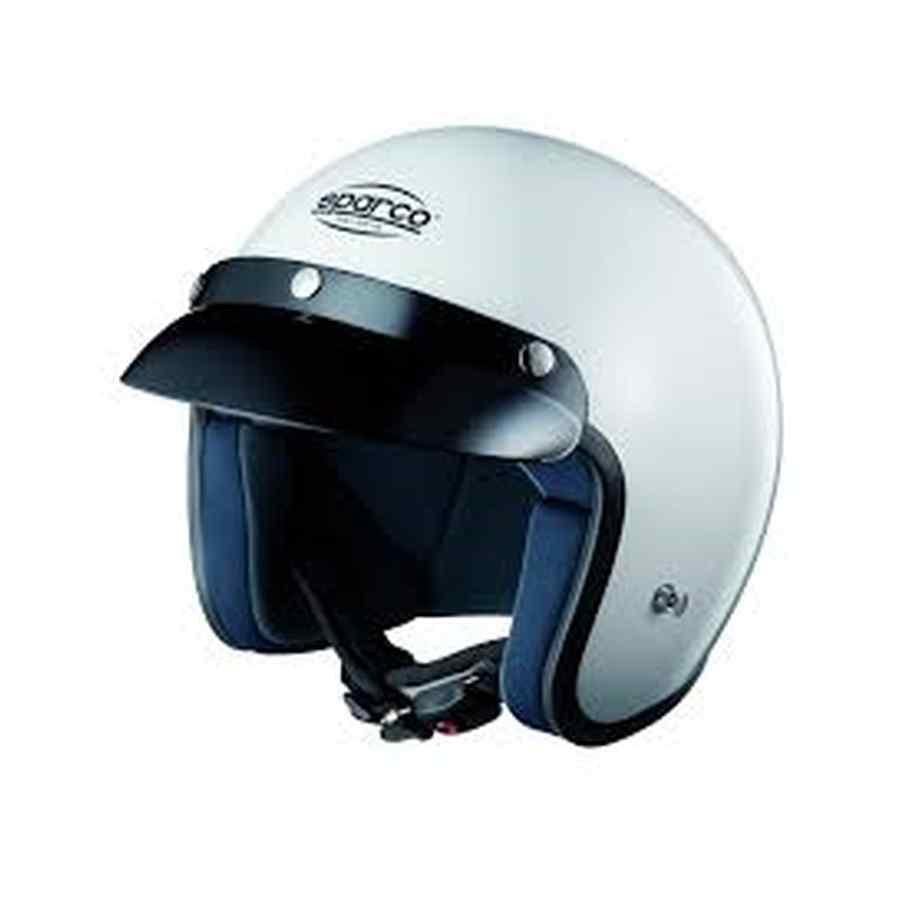 Sparco Club J-1 open face helm zonder FIA homologatie