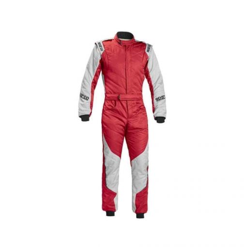 Sparco Energy RS 5 overall Rood Zilver Autosport