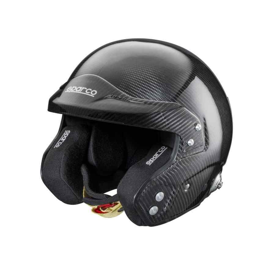 Sparco Sky RJ 7 WRC rallyhelm Carbon Open Face helm