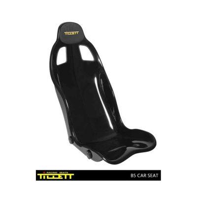Tillett B5 Black GRP Race Car Stoel