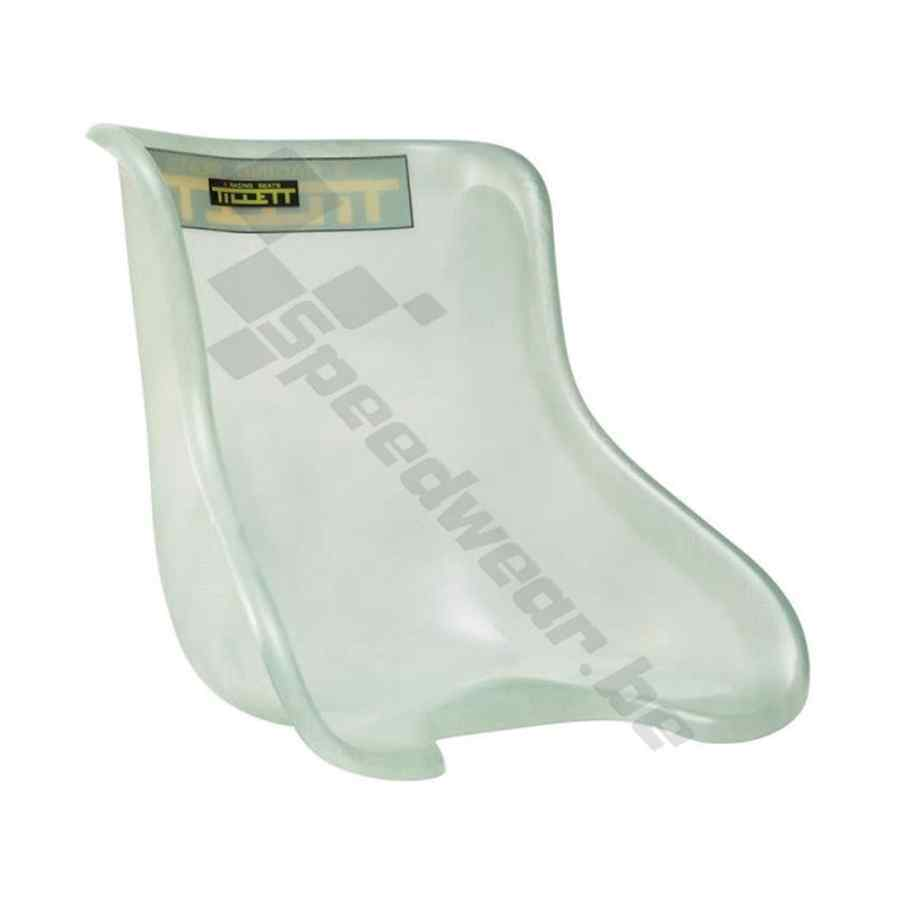 Tillett T9 - Stoel voor karting in transparant polyester