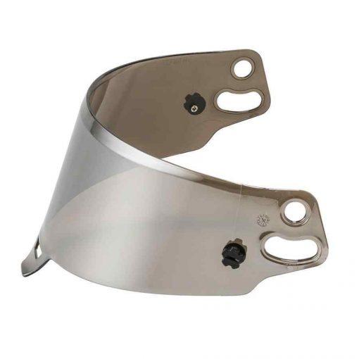 Sparco spiegelvisier - Zilver