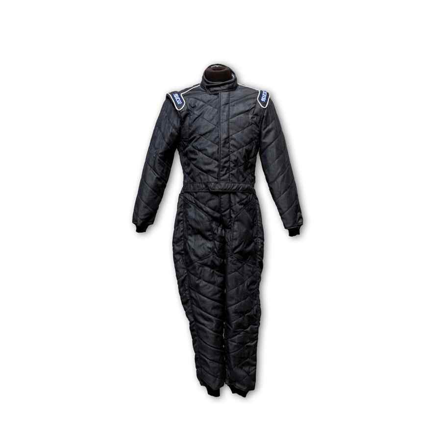 Sparco Sprint FIA Overall - Limited Edition - Donkergrijs