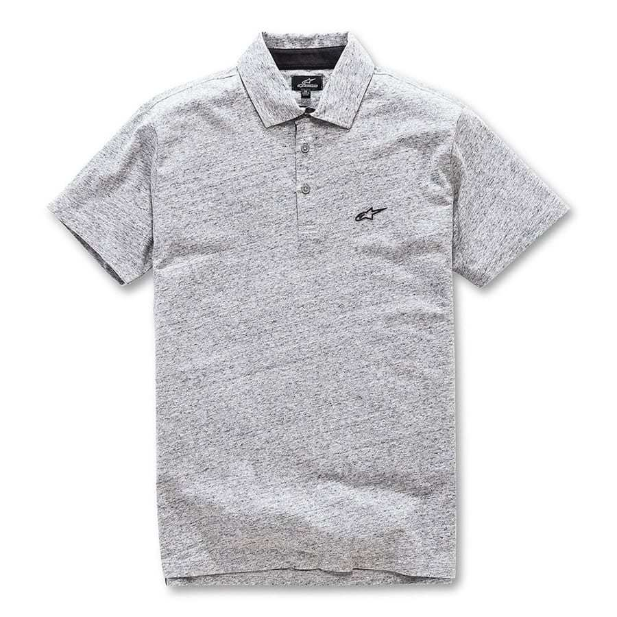 Alpinestars Eternal Polo in T-shirt stof heather grey
