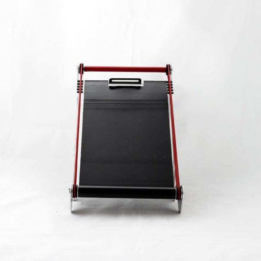 Radiatorgordijn Iame X30- Zwart