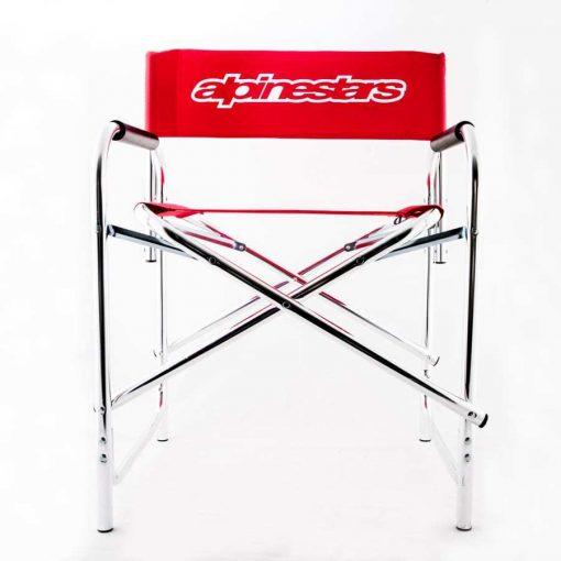 Alpinestars Chair - Compacte regisseurstoel - Kleur Rood