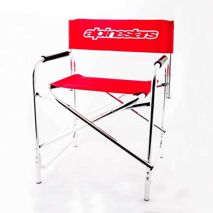 Alpinestars Chair - Compacte paddockstoel - Kleur Rood