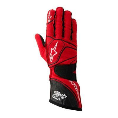 Alpinestars Tech 1 ZX Rood Zwart Wit