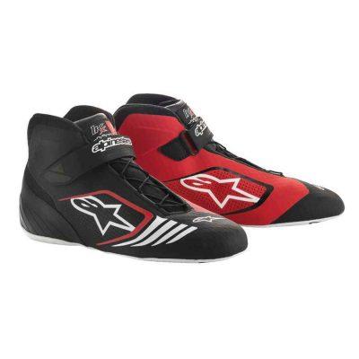 Alpinestars Kartingschoen Tech 1 KX Zwart Rood Wit