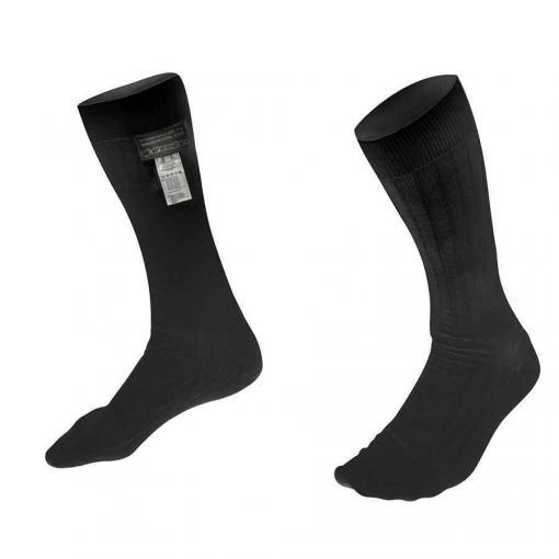 Alpinestars Nomex type race sokken Zwart hobbyrijder