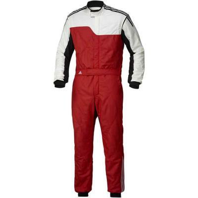 Adidas RS Climalite nomex overall rood wit voor autosport