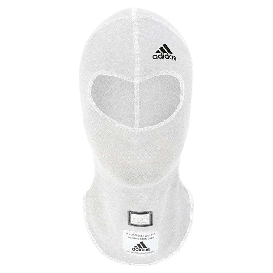 Adidas nomex balaclava Techfit wit brandvertragend
