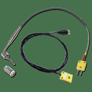Unigo professionele uitlaattemperatuur sensor inclusief fitting