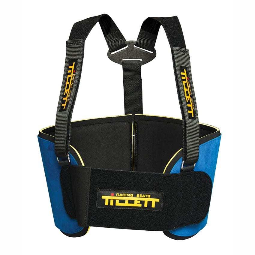 Tillett P1 Ribprotector - Blauw