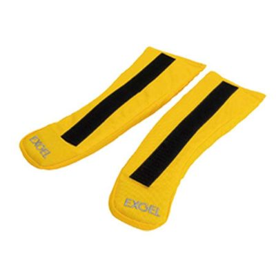 ExGel Padding Set voor extra comfortabel draagcomfort HANS Systeem