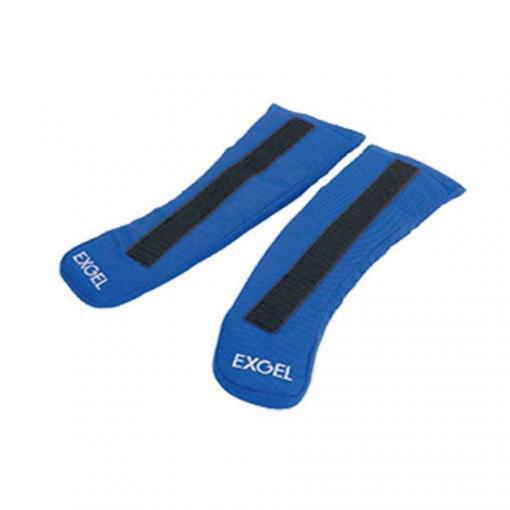 HANS Systeem ExGel Padding Set - Blauw